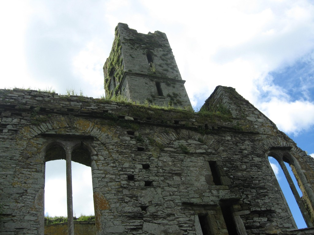 Friary tower