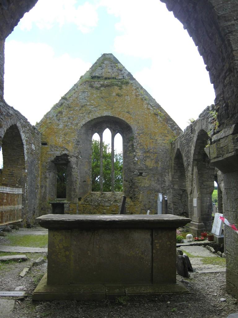 Friary interior