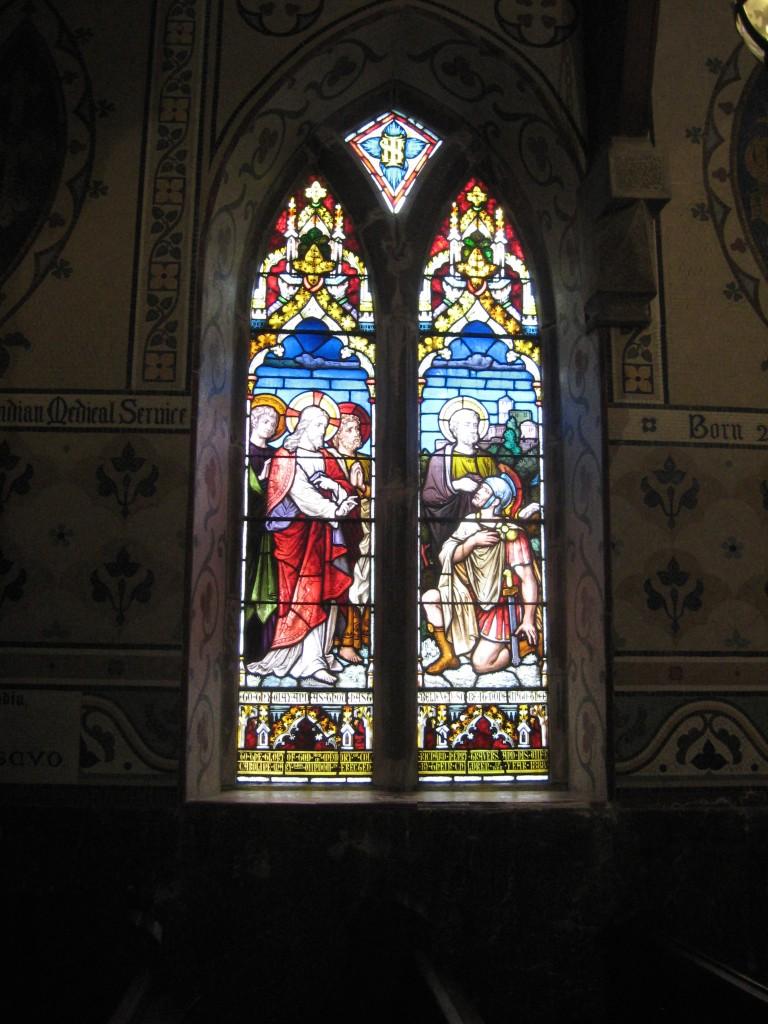 Interior, Anglican Church of the Ascension, Timoleague