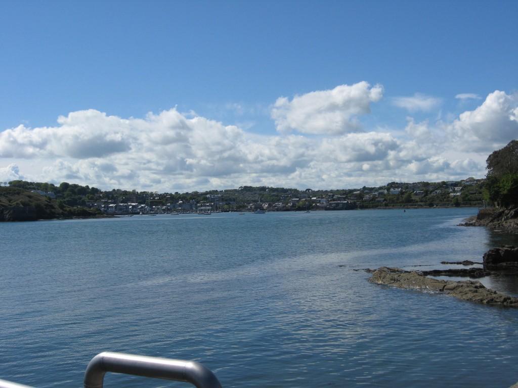 View across the harbor toward Kinsale, enroute Charlesfort
