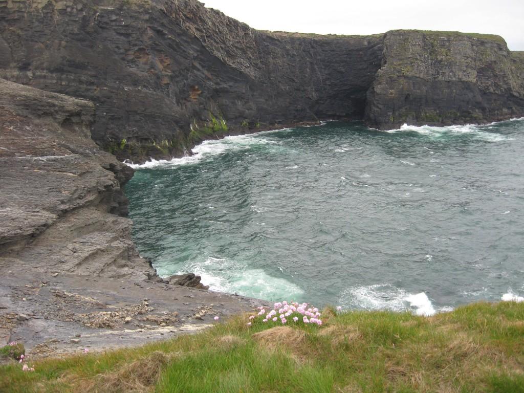 Cove at Kilkee, County Clare