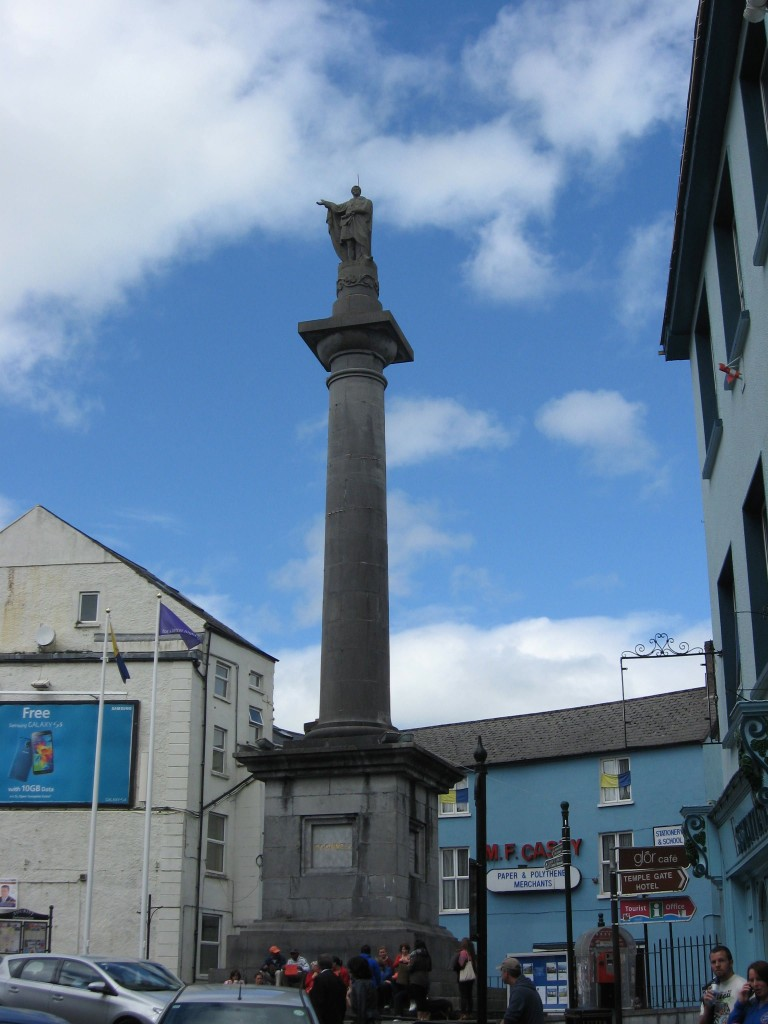 O'Connel Monument, Ennis, County Clare