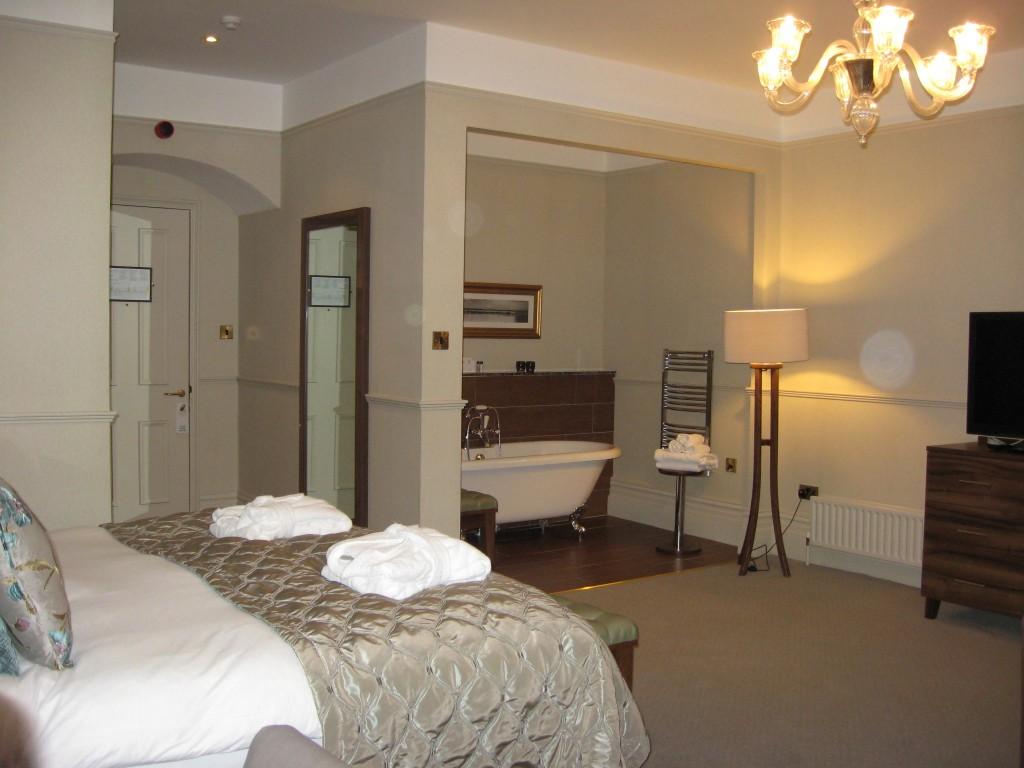 Desmond Suite, Acton's Hotel, Kinsale, County Cork