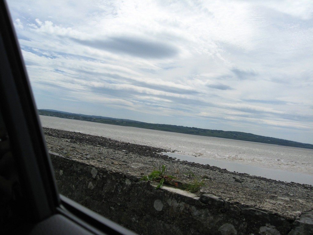 Along the Shannon, Ennis-Kilrush Road, County Clare