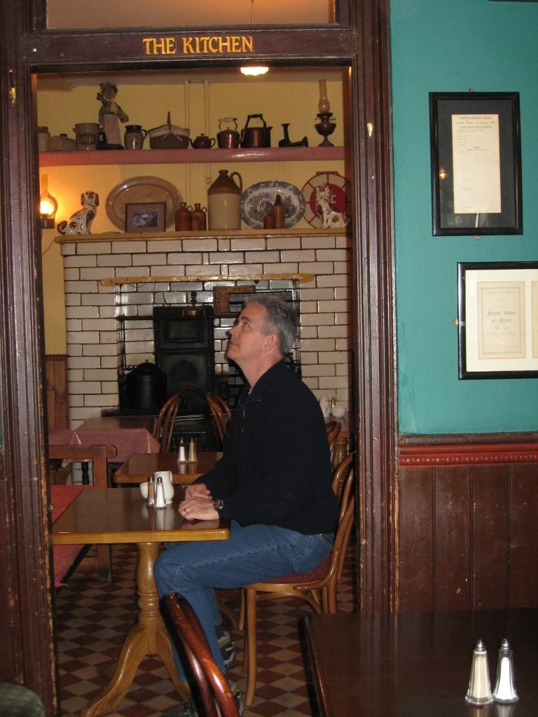B in Crotty's Pub, Kilrush, County Clare