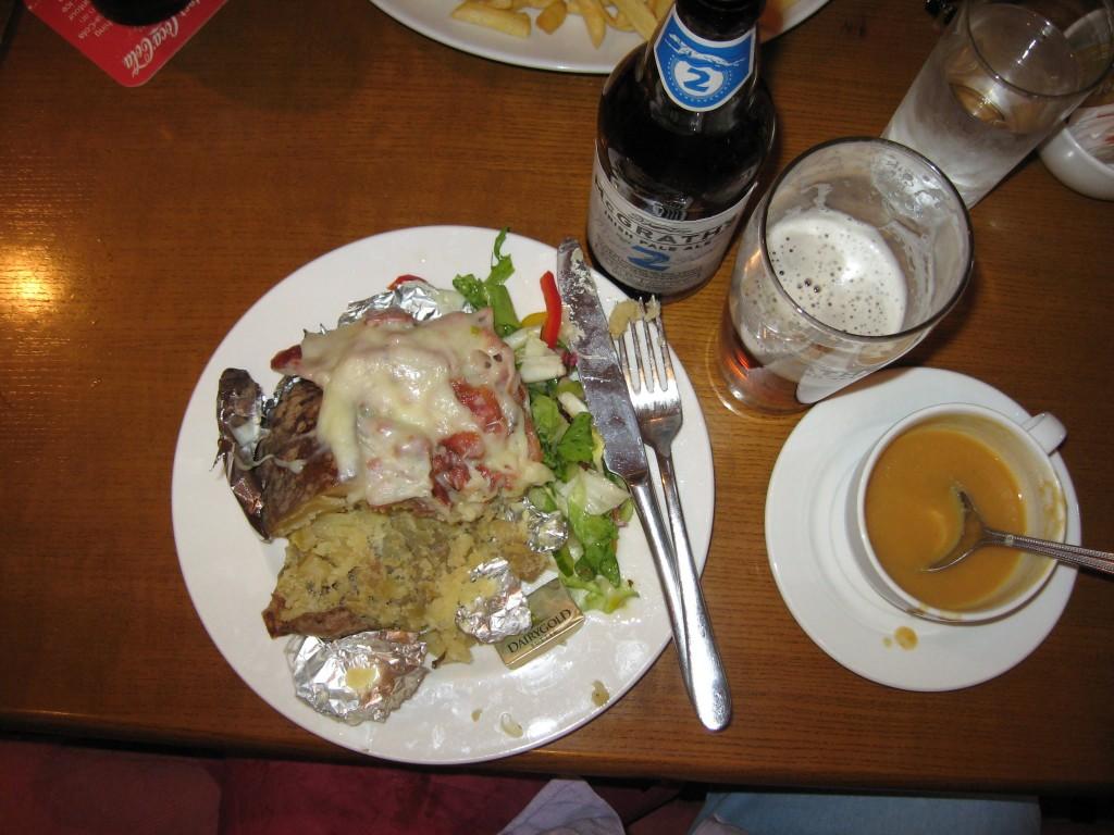 K Lunch, Crotty's Pub, Kilrush, County Clare