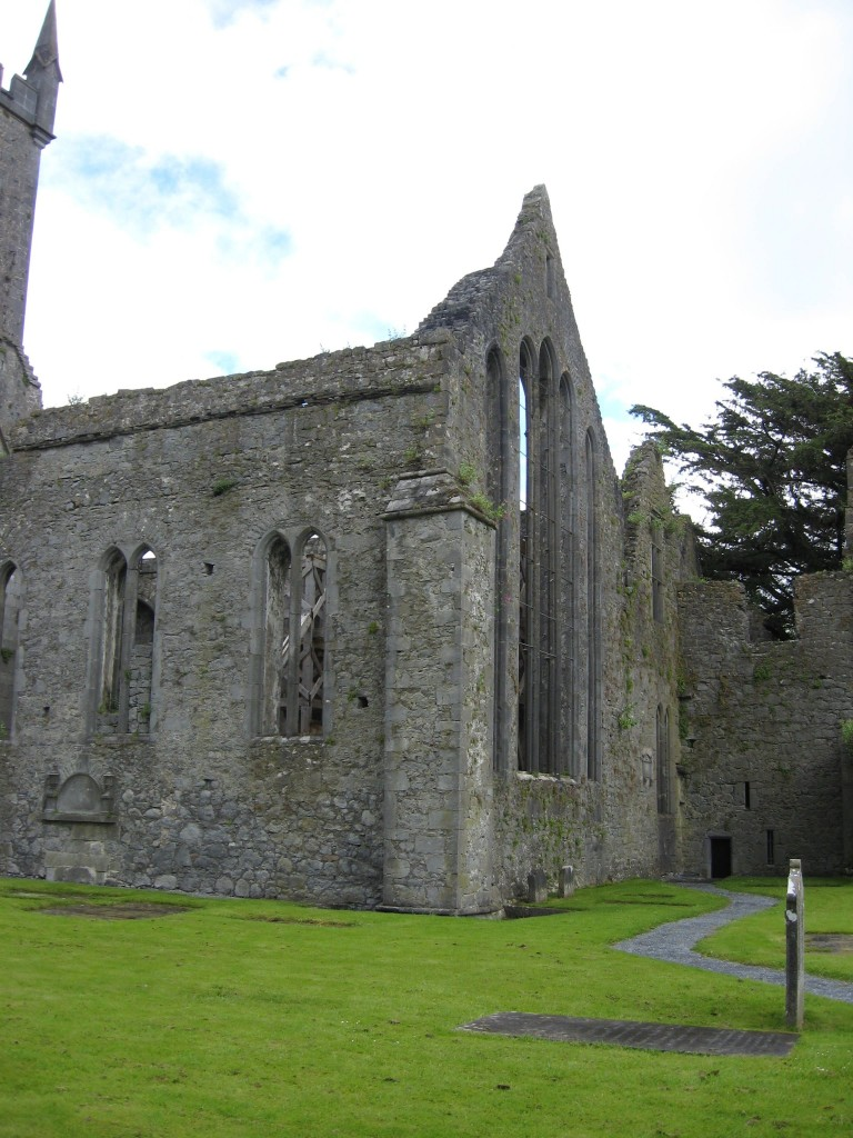 Chancel, Ennis Friary, County Clare
