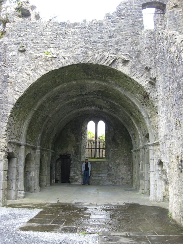 Chapter House or Sacristy, Ennis Friary, County Clare