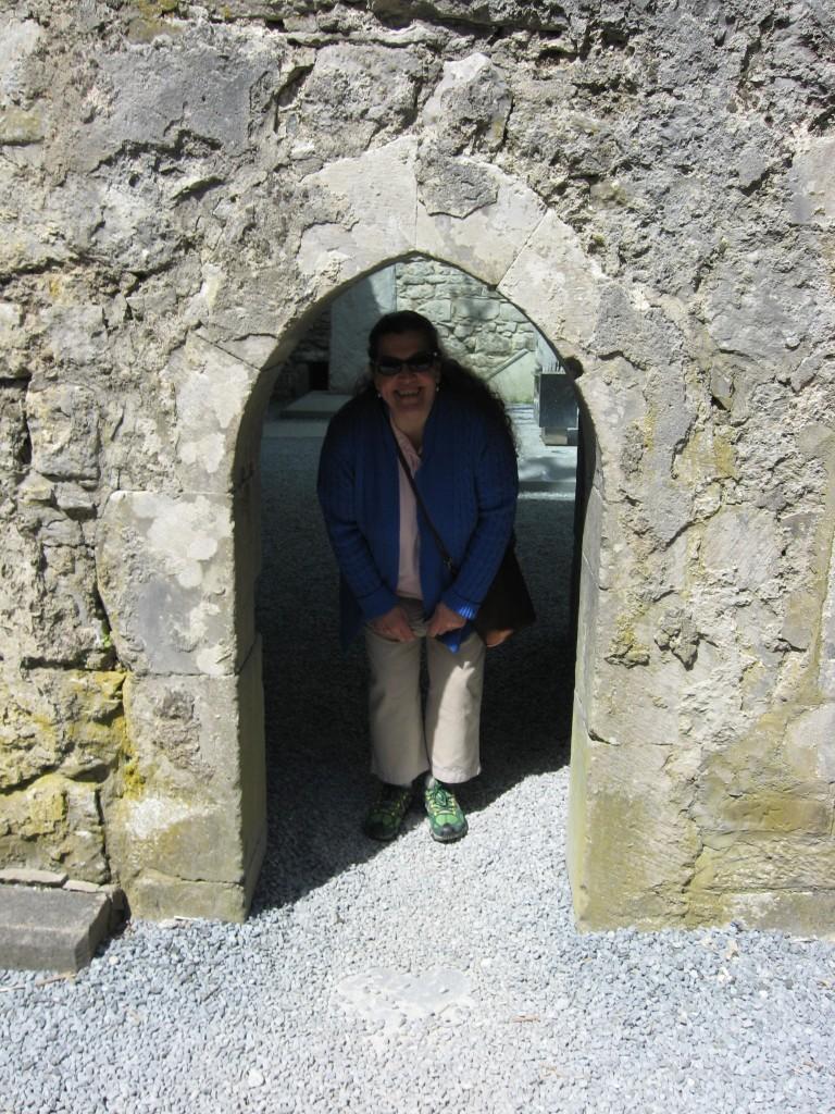 K at St. Fachtna's, Kilfenora, County Clare