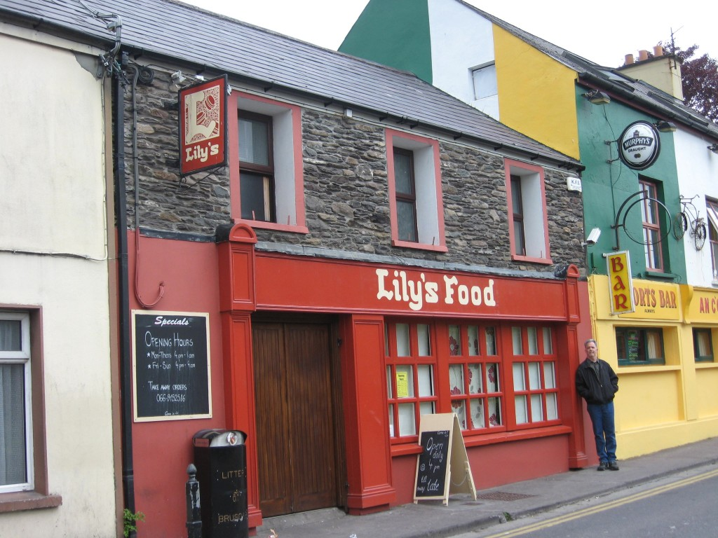 Lily's, Dingle, County Kerry