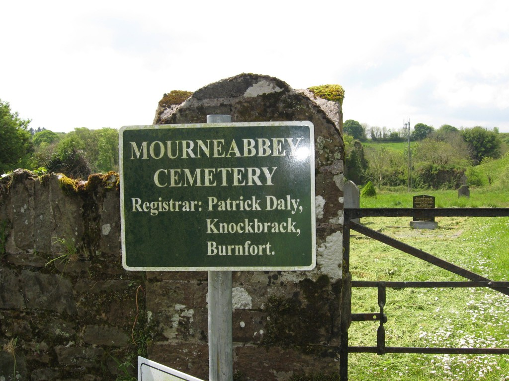 Mourne Abbey Cemetery, County Cork