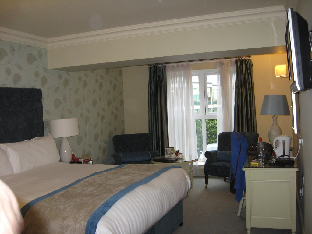 Room, Old Ground Hotel, Ennis, County Clare