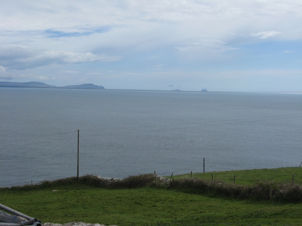 The Atlantic Ocean from Slea Head Drive, County Kerry