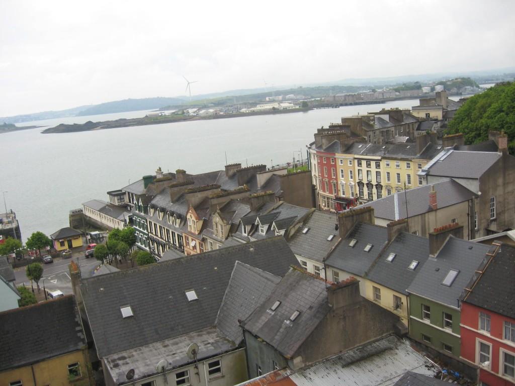 Cobh rooftops
